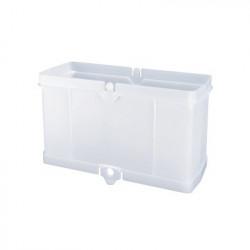 Accesoriu din plastic pentru alimentatorul de păsări CLEVER 5 litri