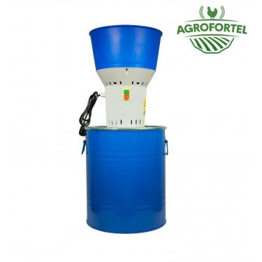 Moară de măcinat cereale AGF-60   1,2 kW, 60 litri