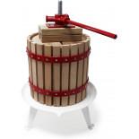 Presă mecanică de fructe 30 litri