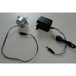 Motor cu adaptor pentru incubatoare AGROFORTEL sau altele