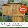 CUȘCĂ DE IEPURI VIMPERK   1060x530x910 mm