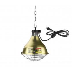 LAMPĂ INFRAROȘU IRL01 | DIAMETRU 210 MM, CU COMUTATOR