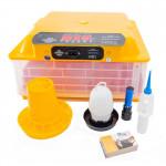 Incubatoare automate cu control al umidității și suporturi multiple pentru toate tipurile de ouă