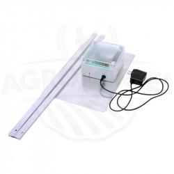 Ușă automatizată -baterie DUAL completă + adaptor + senzor extern